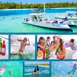 things-to-do-in-Punta-Cana---Private-Catamaran---VIP-POWER