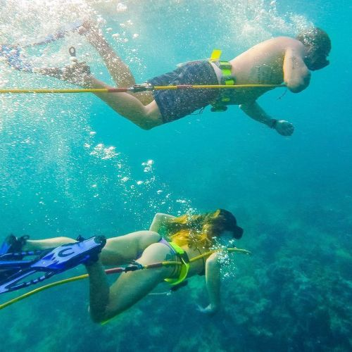 Punta-Cana---things-to-do---Snorkel---Power-Dive---Hookah-Diving-6